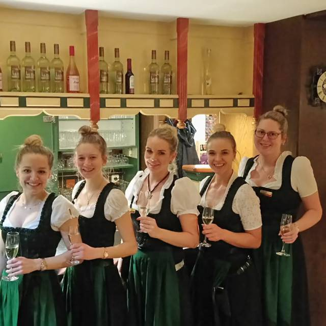 Team vom Hotel Plankl in Altötting